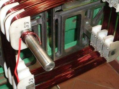 elektryczna maszyna 16