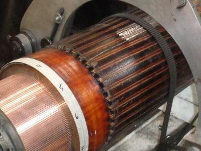 elektryczna maszyna 29